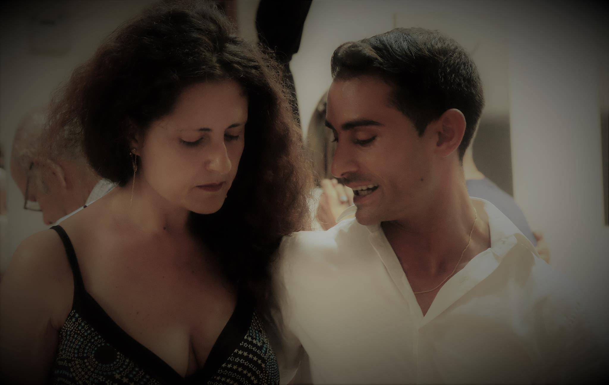 Zuleika Fusco e Joaquin Torres - Avalon Progetto Tango Pescara