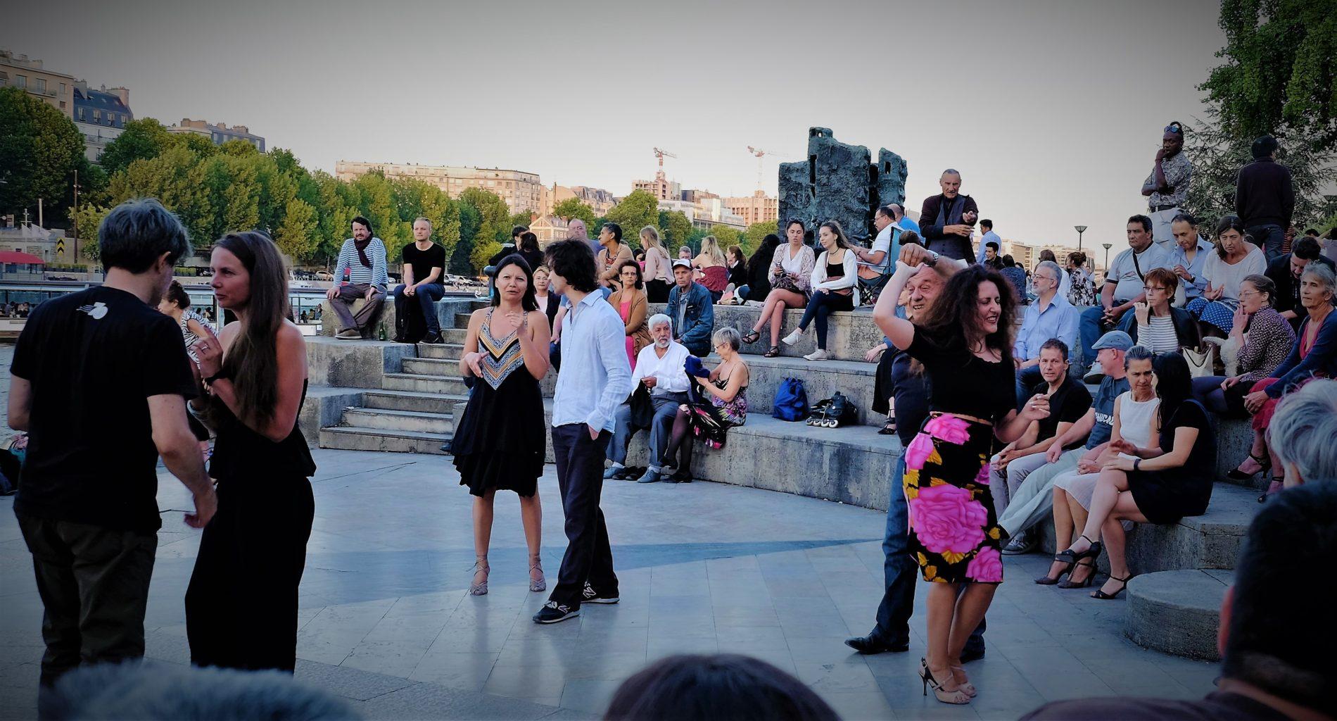 Avalon Progetto Tango a Parigi