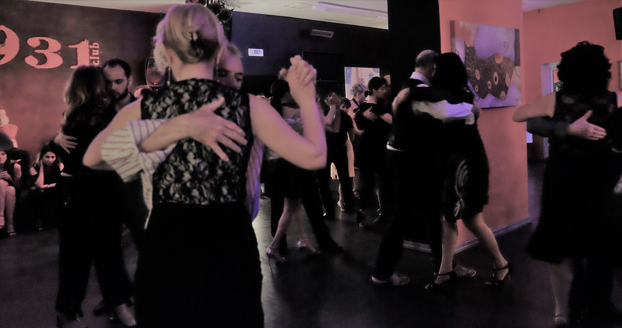 Avalon Progetto tango a Roma