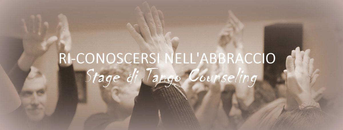 Ri-Conoscersi nell'abbraccio. Stage di Tango Counseling Sabato 8 luglio 2017 dalle ore 10:00 alle ore 17:00